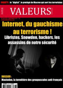 Internet du gauchisme au terrorisme